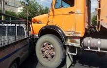تصادف رانندگی در جاده ایلام - مهران حادثه آفرید