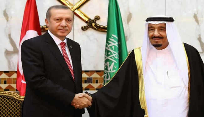 ائتلاف عربستان و ترکیه ضد داعش یا برای داعش ؟