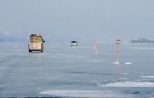 دریاچه بایکال روسیه (تصاویر)