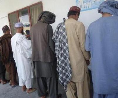 شش عضو شبکه تروریستی حقانی در استان خوست افغانستان دستگیر شدند