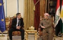 اتحادیه اروپا خواستار حل سریع اختلافات میان اربیل و بغداد شد