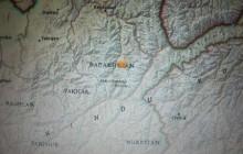قدرت زمین لرزه افغانستان 5.5 ریشتر اعلام شد