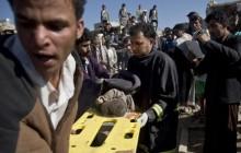 حمله مرگبار جنگنده های سعودی به یمن