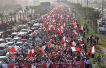 استقامت ملت بحرین در پنجمین سال انقلاب