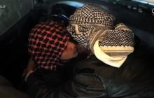 پدر داعشی کودک ۱۱ ساله اش را آماده انتحار کرد +تصاویر