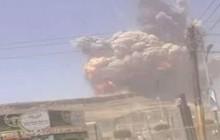 حمله هوایی عربستان به صعده یمن 30 کشته به جا گذاشت