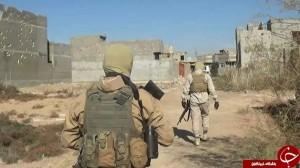 اسلحه وحشتناکِ 3 متری داعشی ها در عراق+ تصاویر