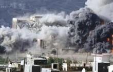 حمله هوایی عربستان به یمن شماری کشته و زخمی بر جا گذاشت