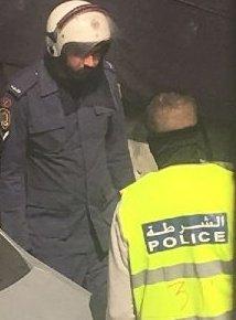 بازداشت گستردۀ جوانان بنی جمره در بحرین +تصاویر