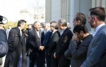 سفیر جدید جمهوری اسلامی ایران وارد آنکارا شد
