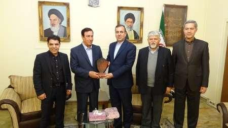زمینه همکاری پزشکی ایران و جمهوری نخجوان بررسی شد