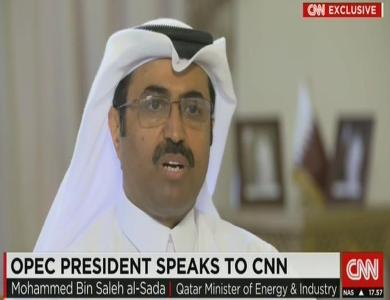 وزیر نفت قطر: تثبیت تولید نفت به نفع همه است/ به موضع ایران احترام می گذاریم