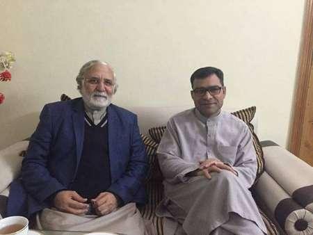 شخصیت ربوده شده افغان در پاکستان آزاد شد
