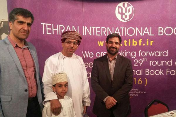 تاکید بر توسعه ارتباط فرهنگی بین ایران و عمان