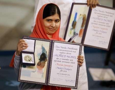 ابتکار جوانترین برنده جایزه نوبل برای کمک به آوارگان سوریه