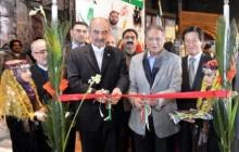 نمایشگاه فرهنگی-هنری ایران در پاکستان در سالروز پیروزی انقلاب برپا شد