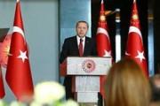 اردوغان: سلاحهای مصادره شده از جنوب شرق ترکیه ساخت روسیه هستند