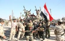 آزادسازی ارتفاعات حمرین استان دیاله توسط بسیج مردمی عراق