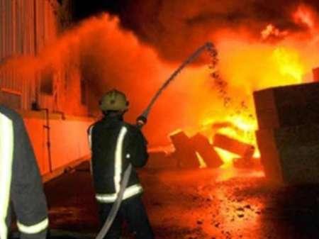 17 کشته و دهها مصدوم در آتش سوزی هتلی در اربیل