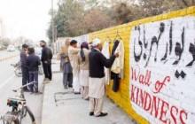 دیوار مهربانی، برگی جدید در دفتر مشترکات ایران و پاکستان