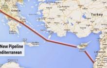 رژیم صهیونیستی درصدد احداث خط لوله گاز به ترکیه و یونان است