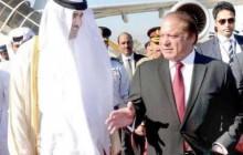 نخست وزیر پاکستان با هدف امضای قرارداد گاز، عازم قطر شد