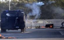 تظاهرات و درگیری درسالگرد انقلاب بحرین+تصاویر