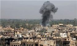 حمله خمپارهای به سفارت روسیه در دمشق