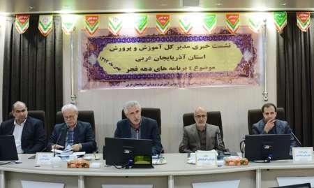 بیش از 5400 مدرسه در آذربایجان غربی آماده برگزاری جشن های دهه فجر