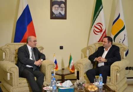 ابراز تمایل سفیر روسیه برای افزایش واردات محصولات کشاورزی از گیلان