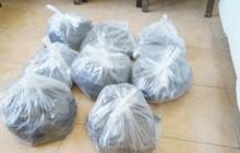 کشف حدود 80 کیلوگرم ماده مخدر تریاک در اندیمشک