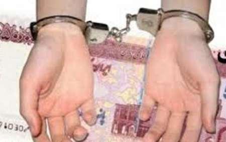 دستگیری جاعل حرفه ای چک پول در رشت