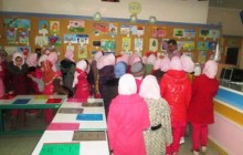 گشایش نمایشگاه نقاشی و سفالگری کودکان و نوجوانان بوکانی