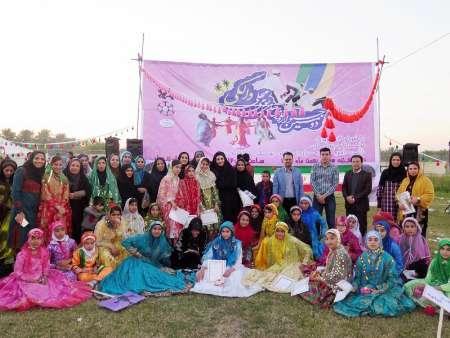 جشنواره استانی بازی های بومی و محلی در دشتستان برگزار شد