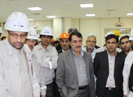 رایزنی با سرمایه گذاران برای راه اندازی فاز 2 پالایشگاه گاز ایلام