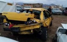 حادثه رانندگی در سقز یک کشته و یک زخمی بر جا گذاشت