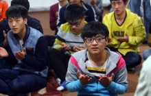 جشن آغاز سال نو چینی با حضور طلاب این کشور در گرگان برگزار شد