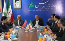 سفیر ارمنستان در ایران : ارس ظرفیت ویژه ای برای سرمایه گذاری دارد