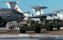 نیروهای روسیه در دریای سیاه به حالت آماده باش کامل درامدند