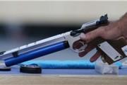 ورزشکار کردستانی رشته تپانچه بر سکوی سوم رقابتهای جایزه بزرگ کشور ایستاد