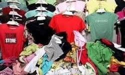 کشف بیش از 1000 ثوب البسه خارجی قاچاق در آذربایجان غربی