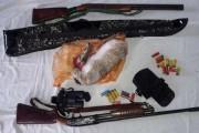 دو شکارچی متخلف در خلخال دستگیر شدند