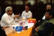 نشست مشترک تجار خوزستانی با هیات تجاری عمان در اهواز برگزار شد