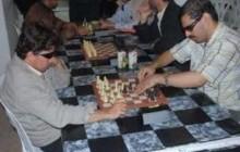 شطرنجباز گیلانی قهرمان مسابقات نابینایان کشور شد