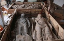 قاچاقچیان آثار باستانی در شهرستان چرداول ایلام دستگیر شدند