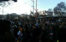 شور و نشاط رای اولی ها در ستادهای انتخاباتی فاروج