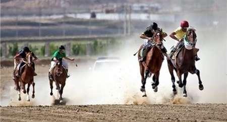 سوارکاران خراسان شمالی در دور دوم اسبدوانی پائیزه گنبد اول شدند