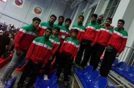هشت مدال رنگارنگ برای تیم ووشوی سیستان و بلوچستان در مسابقات مسکو