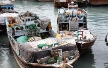 دو فروند شناور تجاری حامل کالای قاچاق در ماهشهر توقیف شد