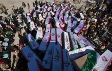 ورود پیکر مطهر ۶۸ شهید تازه تفحص شده از طریق اروندرود